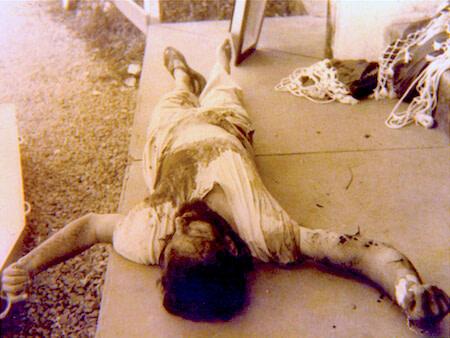 ezequiel ramin processo martirio cadaver violencia