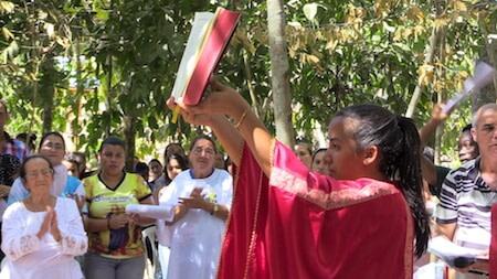 romaria padre ezequiel ramin rondolandia semente