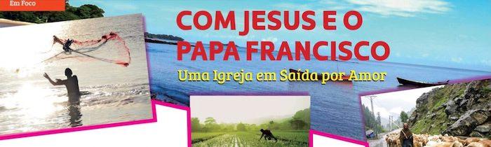 jesus papa francisco amor igreja saida mini