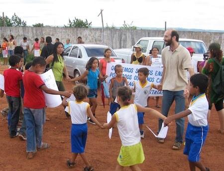 rio sinodo dario bossi criancas piquia combonianos brasil roma amazonia
