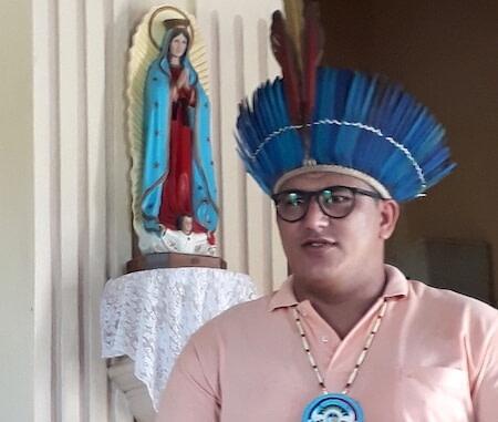 aldeia indigena pitaguary fortaleza pacto combonianos brasil compromisso