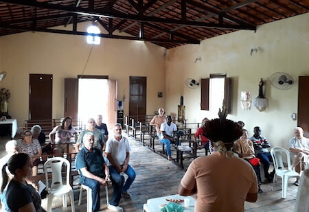aldeia indigena pitaguary pacto combonianos brasil