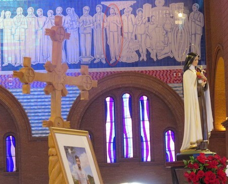 homilia bispo missoes cnbb brasil santuario aparecida mae sermao abertura mme ezequiel ramin