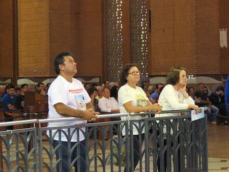 homilia bispo missoes cnbb brasil santuario aparecida mae sermao abertura mme pessoas gente povo