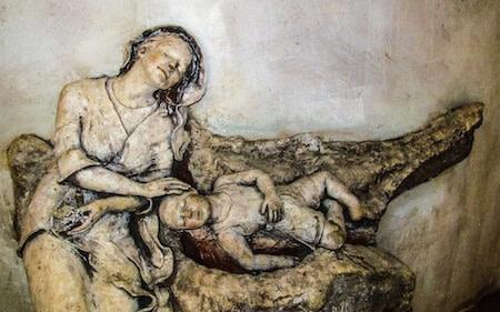 criancas natal amor presepio jesus familia mae